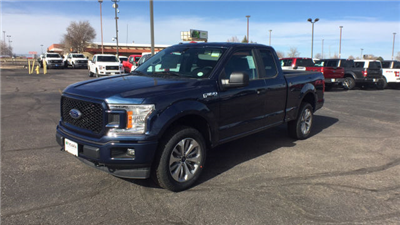2018 F-150 Super Cab 4x4, Pickup #JKD44195 - photo 3