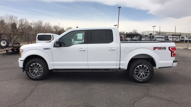 2018 F-150 SuperCrew Cab 4x4, Pickup #JKD55281 - photo 5