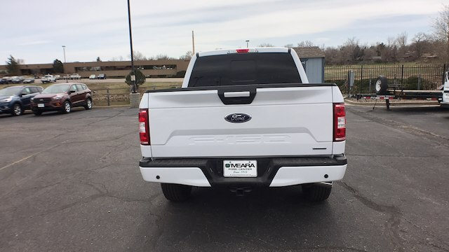 2018 F-150 SuperCrew Cab 4x4, Pickup #JKD55281 - photo 7