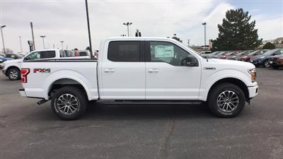 2018 F-150 SuperCrew Cab 4x4, Pickup #JKD55281 - photo 8