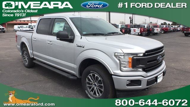 2018 F-150 SuperCrew Cab 4x4,  Pickup #JKD68227 - photo 1