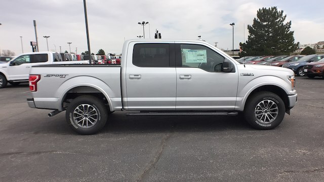 2018 F-150 SuperCrew Cab 4x4,  Pickup #JKD68227 - photo 8