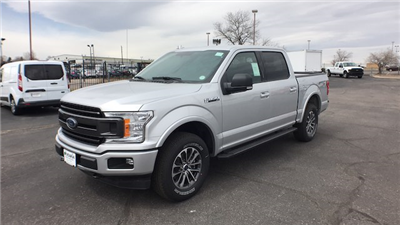 2018 F-150 SuperCrew Cab 4x4,  Pickup #JKD68227 - photo 4