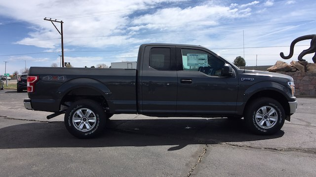 2018 F-150 Super Cab 4x4,  Pickup #JKD99564 - photo 7