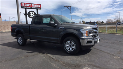 2018 F-150 Super Cab 4x4,  Pickup #JKD99564 - photo 8