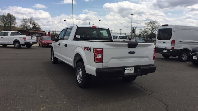 2018 F-150 SuperCrew Cab 4x4, Pickup #JKE02924 - photo 5