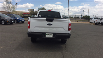 2018 F-150 SuperCrew Cab 4x4, Pickup #JKE02924 - photo 6