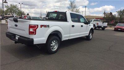 2018 F-150 SuperCrew Cab 4x4, Pickup #JKE02924 - photo 2