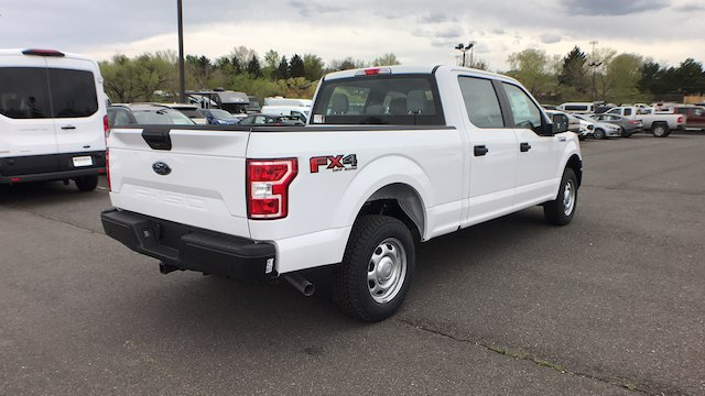 2018 F-150 SuperCrew Cab 4x4,  Pickup #JKE02929 - photo 2