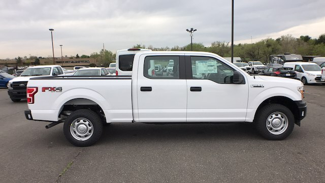 2018 F-150 SuperCrew Cab 4x4,  Pickup #JKE02929 - photo 8