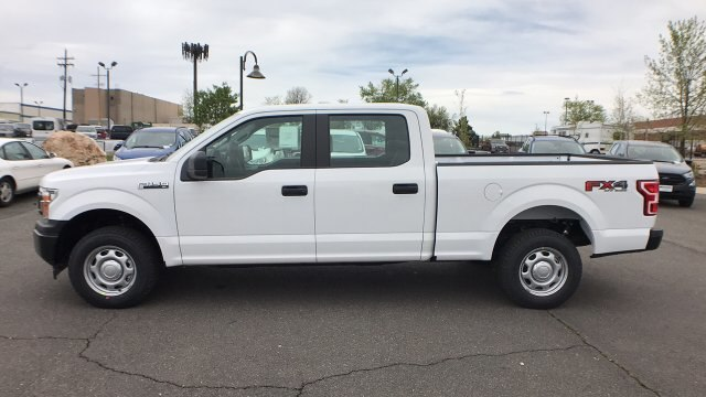 2018 F-150 SuperCrew Cab 4x4,  Pickup #JKE02930 - photo 5