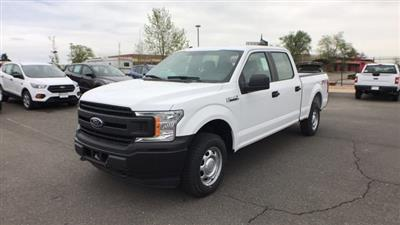 2018 F-150 SuperCrew Cab 4x4,  Pickup #JKE02930 - photo 4