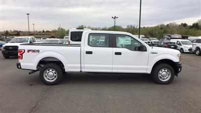 2018 F-150 SuperCrew Cab 4x4,  Pickup #JKE02930 - photo 8