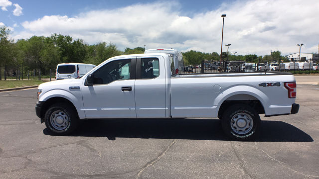 2018 F-150 Super Cab 4x4, Pickup #JKE30619 - photo 5