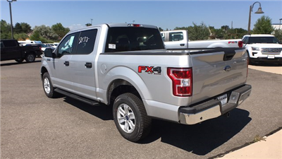 2018 F-150 SuperCrew Cab 4x4,  Pickup #JKE44529 - photo 6