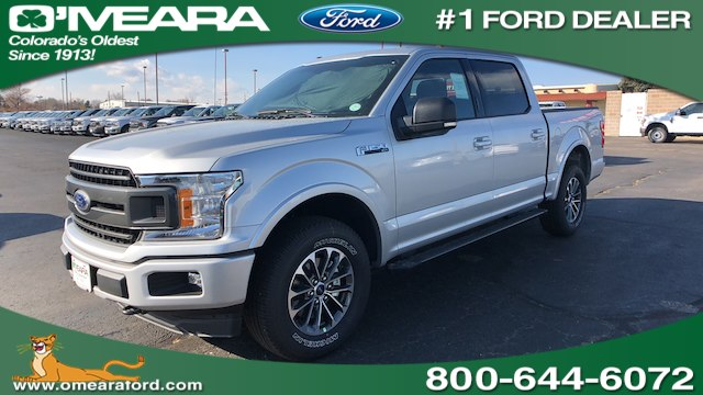2018 F-150 SuperCrew Cab 4x4,  Pickup #JKF77006 - photo 1