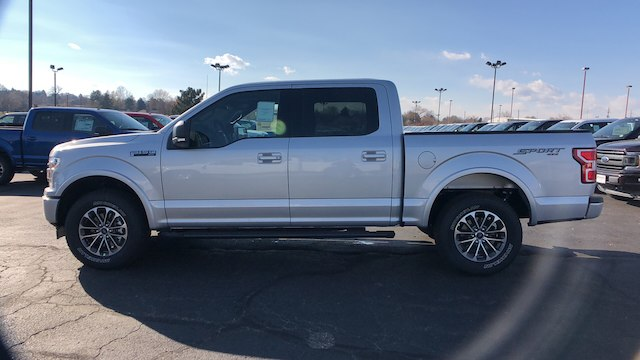 2018 F-150 SuperCrew Cab 4x4,  Pickup #JKF77006 - photo 3