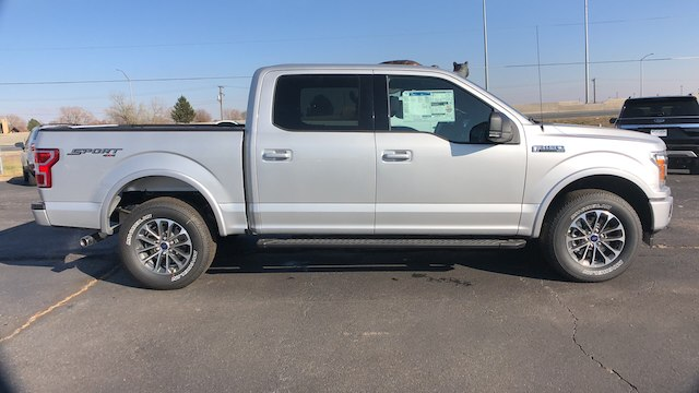 2018 F-150 SuperCrew Cab 4x4,  Pickup #JKF77006 - photo 6