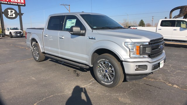2018 F-150 SuperCrew Cab 4x4,  Pickup #JKF77006 - photo 7
