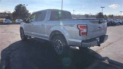 2018 F-150 SuperCrew Cab 4x4,  Pickup #JKF77006 - photo 2