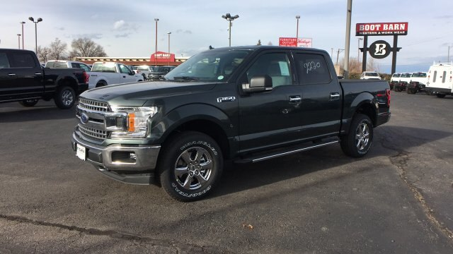 2018 F-150 SuperCrew Cab 4x4,  Pickup #JKG04662 - photo 4