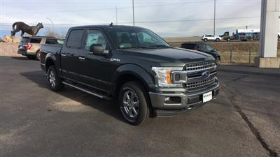 2018 F-150 SuperCrew Cab 4x4,  Pickup #JKG04662 - photo 9