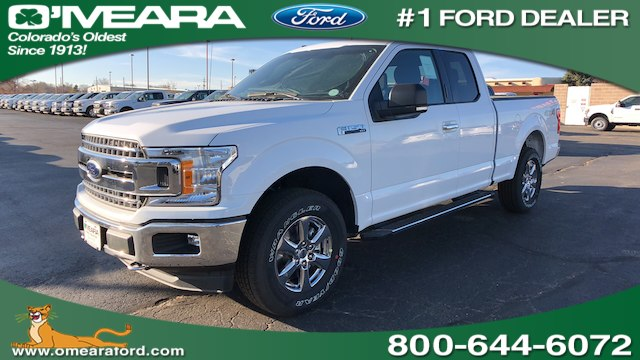 2018 F-150 Super Cab 4x4,  Pickup #JKG10675 - photo 1