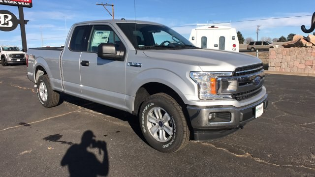 2018 F-150 Super Cab 4x4,  Pickup #JKG10679 - photo 8