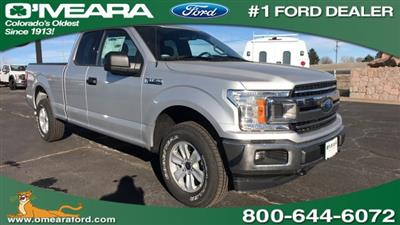 2018 F-150 Super Cab 4x4,  Pickup #JKG10679 - photo 1