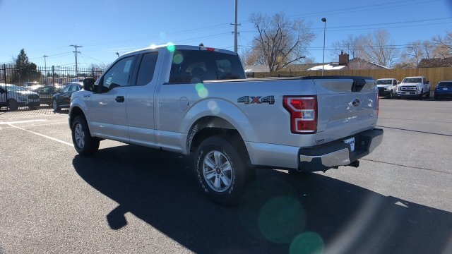 2018 F-150 Super Cab 4x4,  Pickup #JKG10680 - photo 4