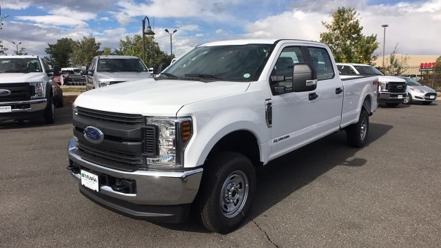 2019 F-250 Crew Cab 4x4,  Pickup #KEC41897 - photo 4
