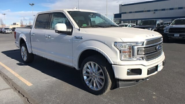 2019 F-150 SuperCrew Cab 4x4,  Pickup #KFA16085 - photo 8