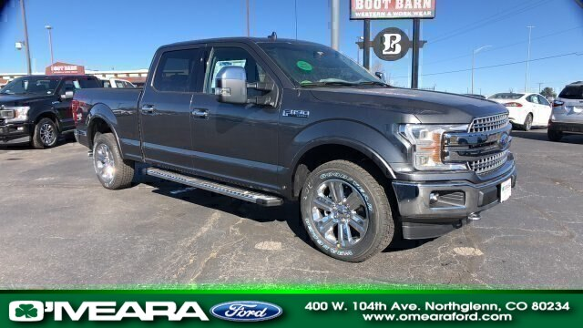 2019 F-150 SuperCrew Cab 4x4,  Pickup #KFA16086 - photo 1