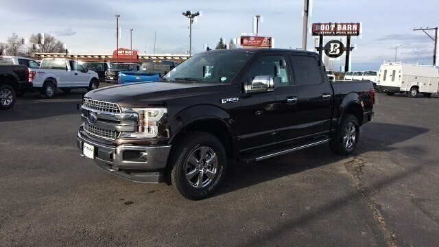 2019 F-150 SuperCrew Cab 4x4,  Pickup #KFA16087 - photo 5