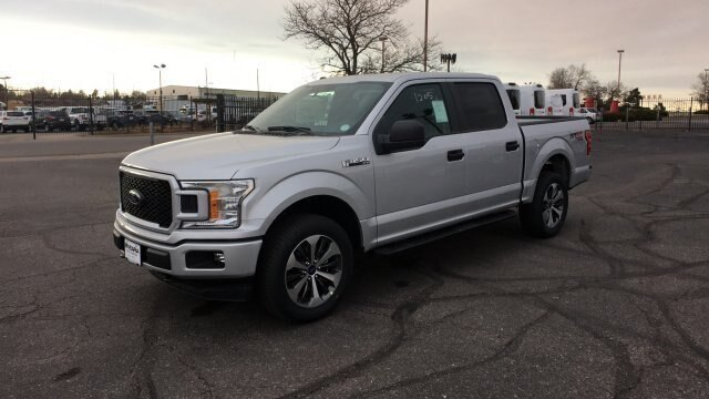 2019 F-150 SuperCrew Cab 4x4,  Pickup #KKC03122 - photo 3