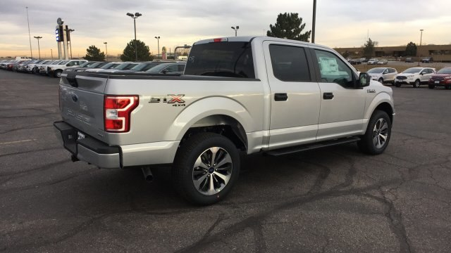 2019 F-150 SuperCrew Cab 4x4,  Pickup #KKC03122 - photo 2