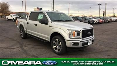 2019 F-150 SuperCrew Cab 4x4,  Pickup #KKC03122 - photo 1