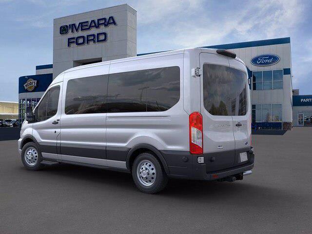 2020 Ford Transit 350 Med Roof AWD, Passenger Wagon #LKB68136 - photo 1