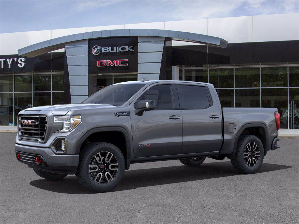 2021 GMC Sierra 1500 Crew Cab 4x4, Pickup #221370 - photo 1