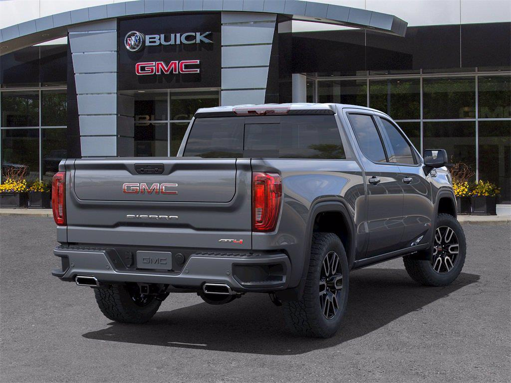 2021 GMC Sierra 1500 Crew Cab 4x4, Pickup #221370 - photo 3