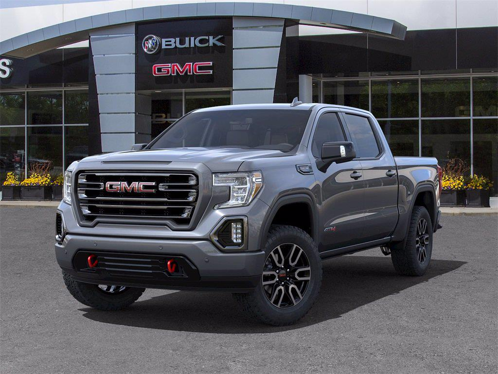 2021 GMC Sierra 1500 Crew Cab 4x4, Pickup #221370 - photo 5