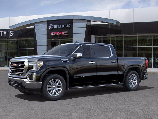 2021 GMC Sierra 1500 Crew Cab 4x4, Pickup #221384 - photo 3