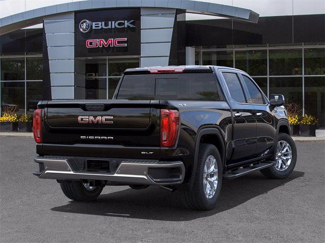 2021 GMC Sierra 1500 Crew Cab 4x4, Pickup #221384 - photo 2