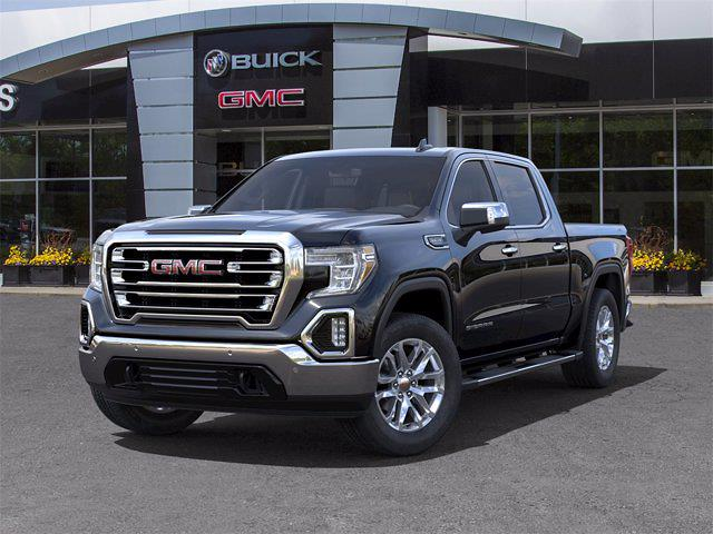 2021 GMC Sierra 1500 Crew Cab 4x4, Pickup #221384 - photo 6