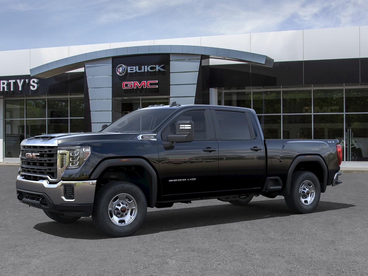 2021 GMC Sierra 2500 Crew Cab 4x4, Pickup #221388 - photo 23