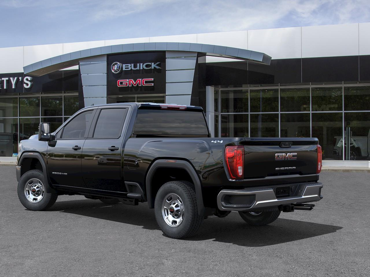 2021 GMC Sierra 2500 Crew Cab 4x4, Pickup #221388 - photo 24
