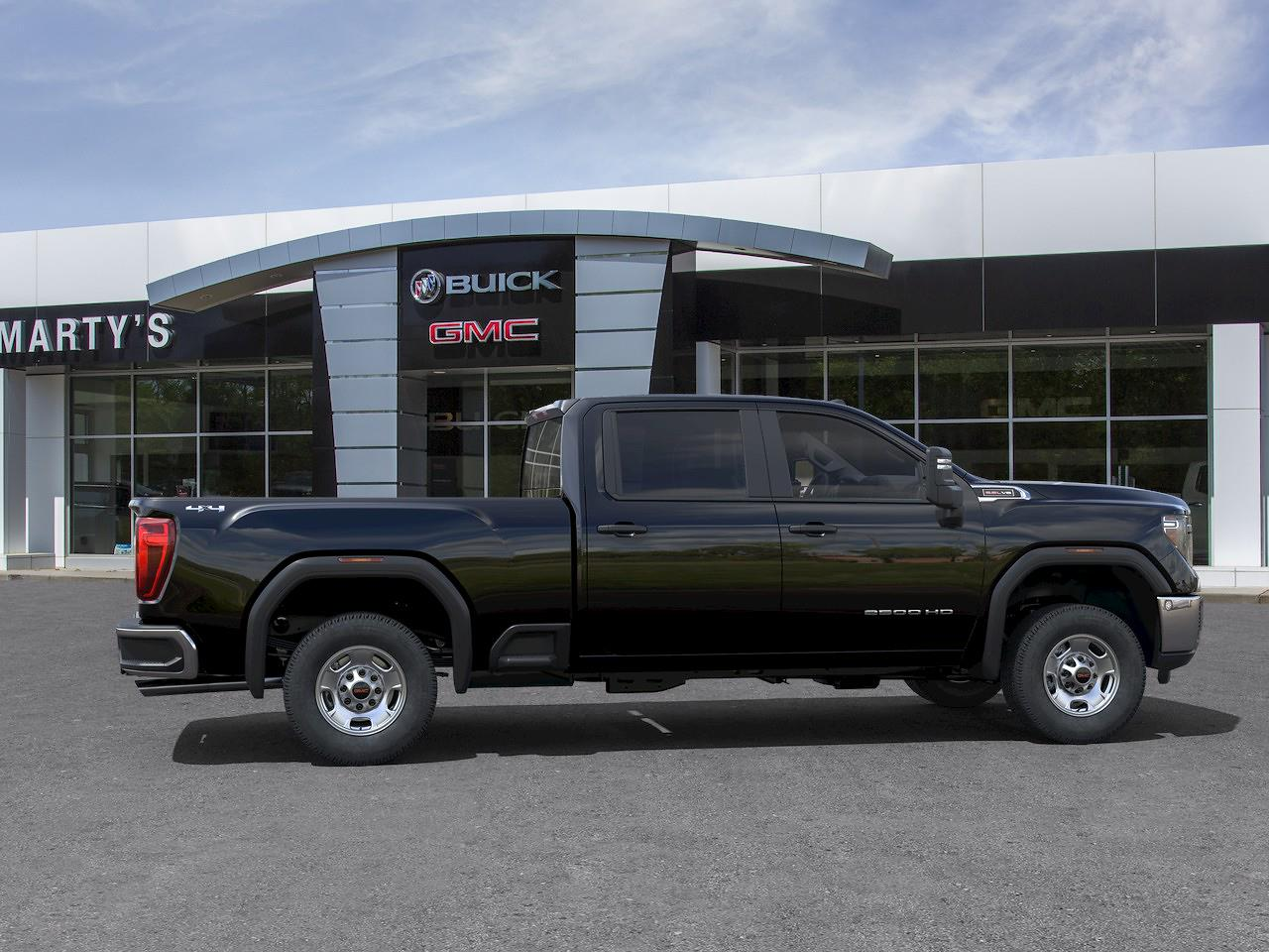 2021 GMC Sierra 2500 Crew Cab 4x4, Pickup #221388 - photo 25