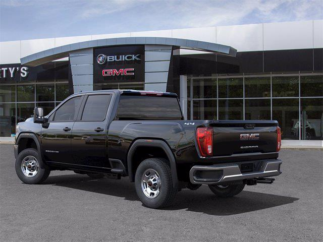 2021 GMC Sierra 2500 Crew Cab 4x4, Pickup #221388 - photo 4