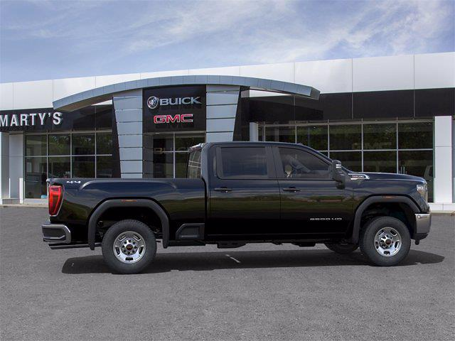 2021 GMC Sierra 2500 Crew Cab 4x4, Pickup #221388 - photo 5