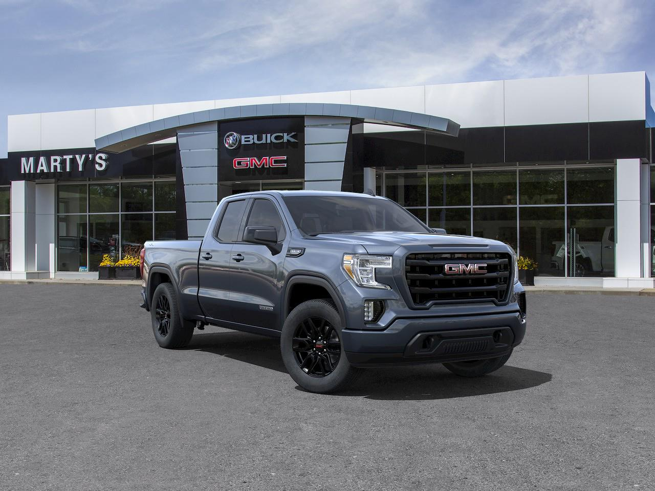 2021 GMC Sierra 1500 Double Cab 4x4, Pickup #221399 - photo 1